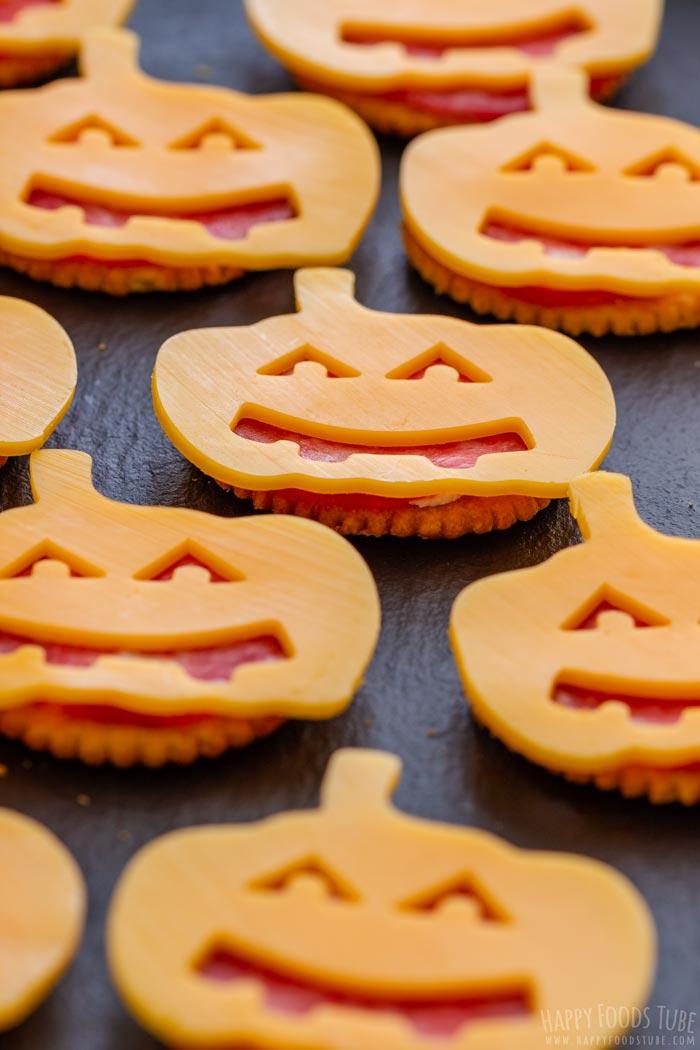 Halloween Ritz Cracker s