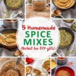 Best Homemade Spice Mixes