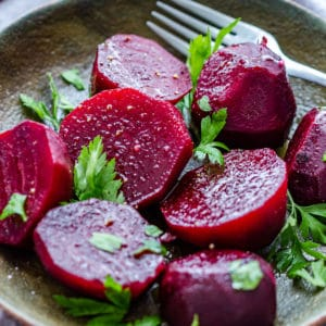 Homemade Instant Pot Beets