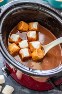 Crock Pot Slow Cooker Hot Chocolate