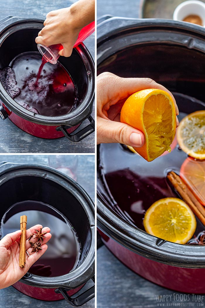 How to make Mulled Wine without Alcohol