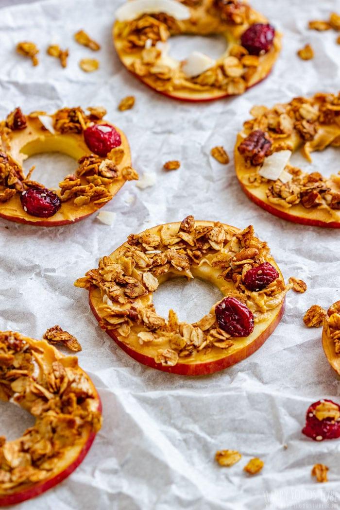 Homemade Healthy Apple Snacks