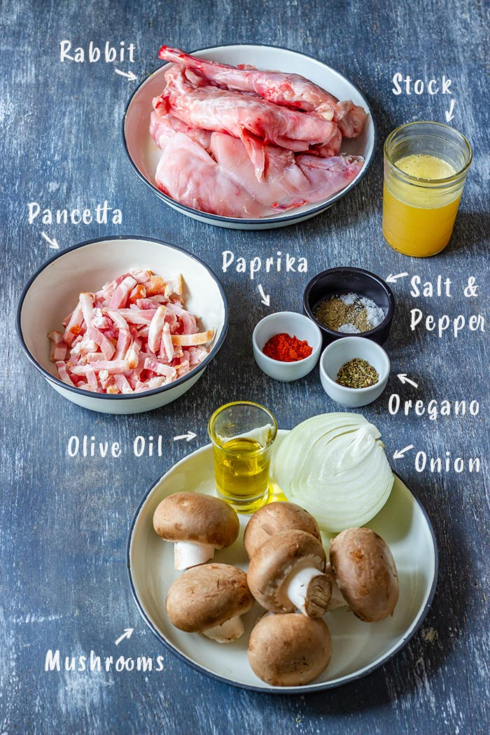 Ingredients You Need for Instant Pot Rabbit