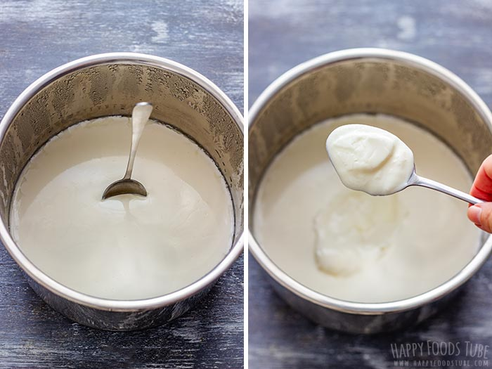 Freshly Made Instant Pot Yogurt Ready to Eat