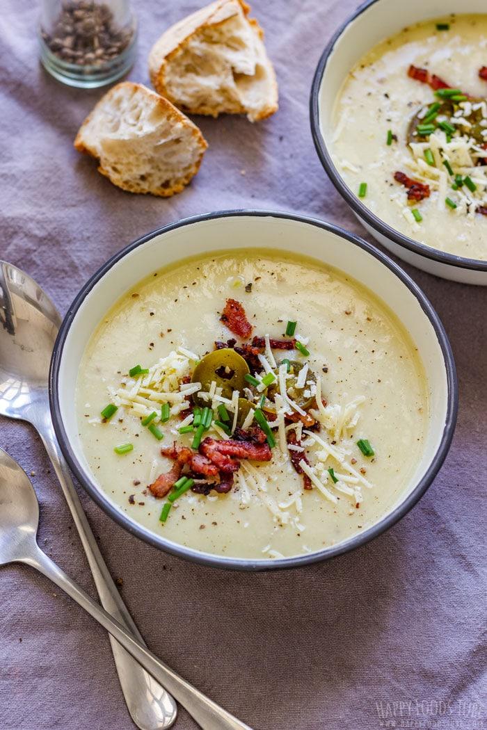 Jalapeno Potato Soup