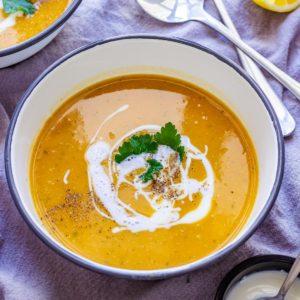 Best Sweet Potato Soup