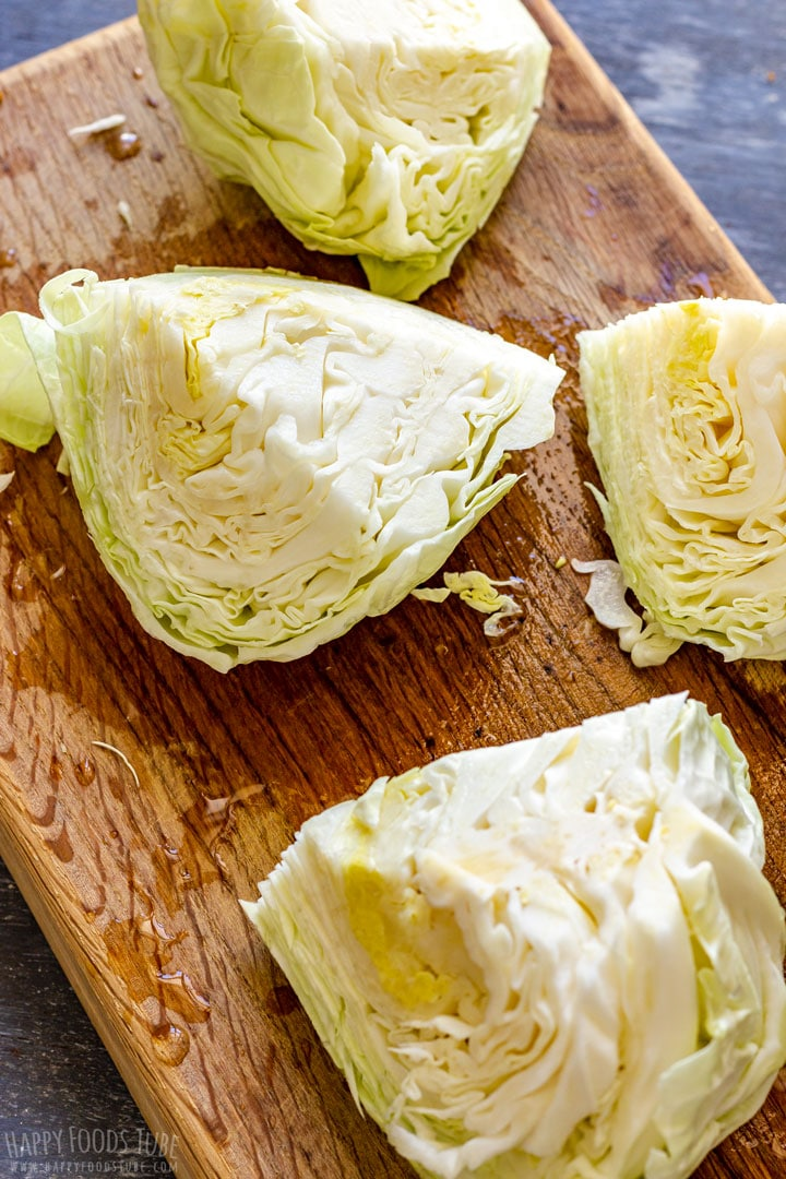 Sliced White Cabbage