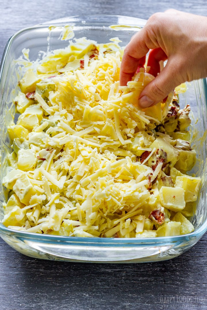 How to make Potato Bacon Casserole Step 3