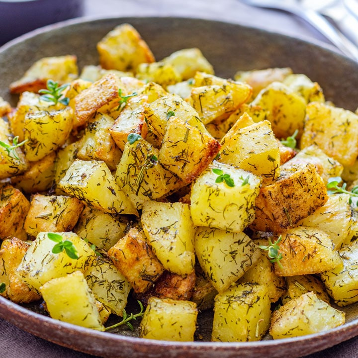 Parmentier Potatoes Recipe