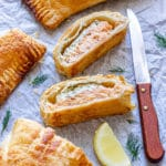 Salmon in Puff Pastry Pin