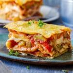 Vegetable Lasagna Pin