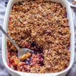 Blueberry Rhubarb Crisp Pin