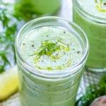 Cold Cucumber Soup Recipe