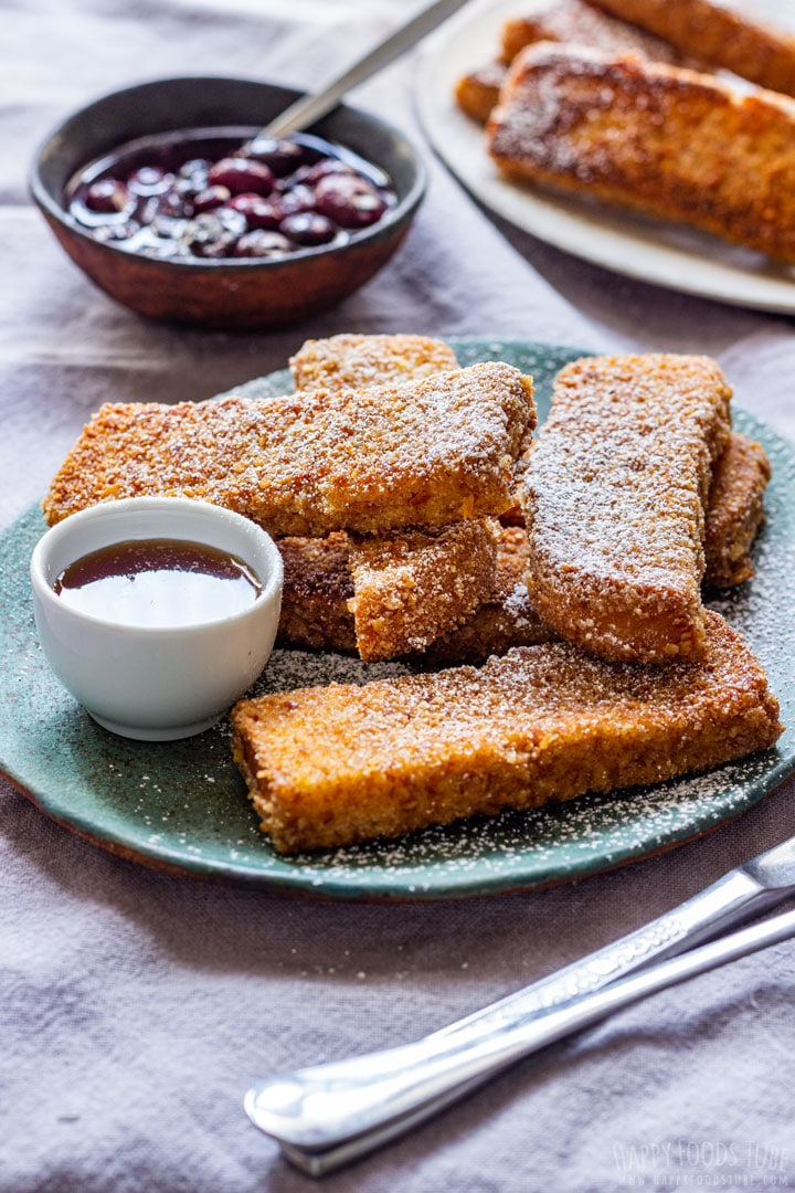 French Toast Sticks for Breakfast