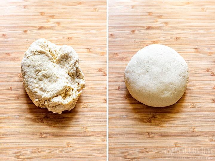 Gyoza Wrappers Dough