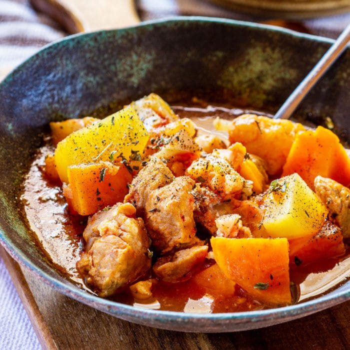 Instant Pot Pork Stew