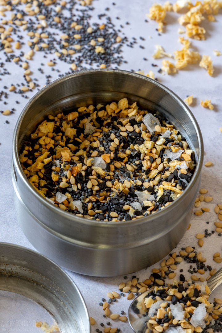 Everything bagel seasoning mix