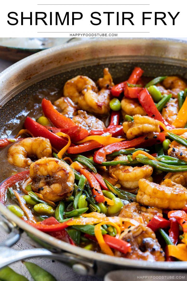 Best shrimp stir-fry