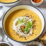 Best instant pot creamy split pea soup recipe
